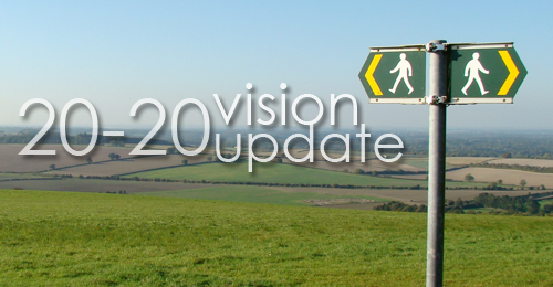 Vision Update – May 29, 2016