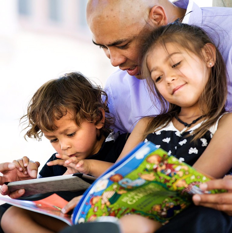 Recommended Books for Fathers